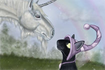 Unicorn Magic von Ash Evans