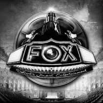 Detroit Fox by Doug Zuba Zuba