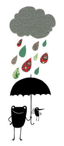 it rains von Nicole Gaspar
