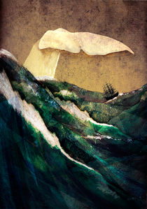 Moby Dick - The White Whale von Rachael Shankman