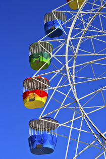 Ferris Wheel by Cameron Booth