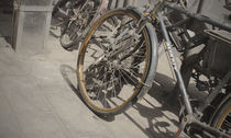City Bike von Bradley Kenyon
