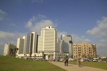 Charles Clore Park in Tel Aviv by Hanan Isachar