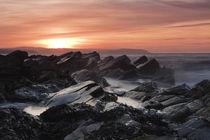 Mist on the Rocks von Richard Winn