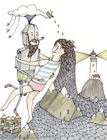 Robot Love by Brooke Weeber
