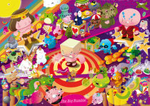 The Big Rumble by bubblefriends *
