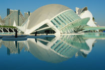 Valencia, Hemisfèric von Frank Rother
