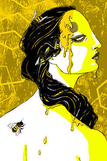 Beauty and the Bees von Julia Minamata