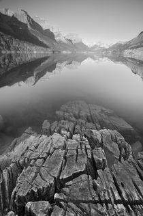 St. Mary Lake von Ben Bolden