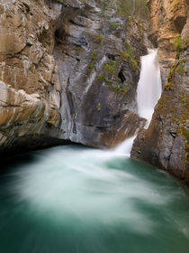 Johnston Canyon by Ben Bolden