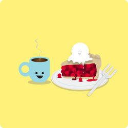 Coffee-and-pie