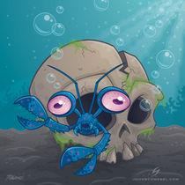 Eye Crustacea von John Schwegel