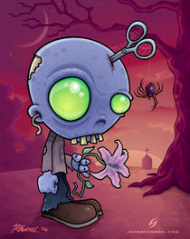Zombie Jr von John Schwegel