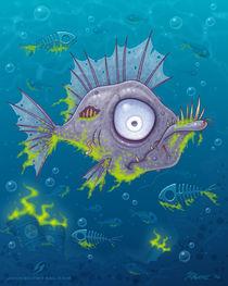 Zombie Fish von John Schwegel