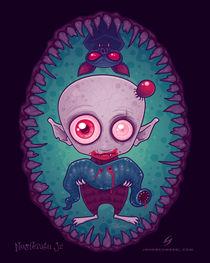 Nosferatu Jr by John Schwegel