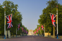 UK, England, London, Buckingham Palace, Royal Wedding von Alan Copson