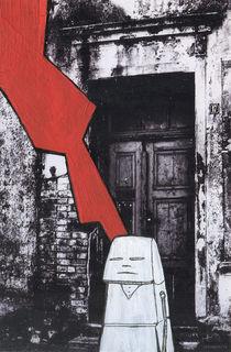 Red Fat by Joerg Steineck