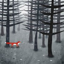 'The Fox and the Forest' by Nic Squirrell