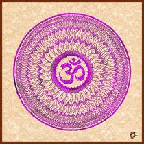 Lialiom: Om Nature Mandala by Peter Barreda