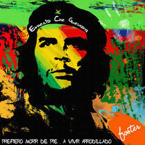 Ernesto Che Guevara von Christian Archibold