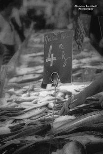 marché aux poissons by Christian Archibold