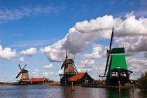 three windmills von Darius Norvilas