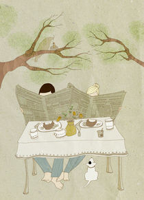 'Breakfast' von Julia Humpfer