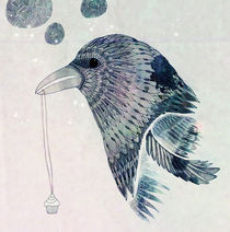 'Thievish Magpie' by Julia Humpfer