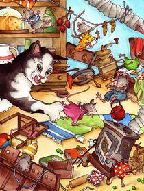 Märchen - Mäusejagd von Katja Kiefer