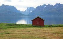 Boathouse Lofoten and Vesteralen by Bente Haarstad