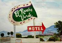 El Rancho Verde by Irene Guimera
