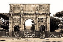 Arch of Constantine by Christian Archibold