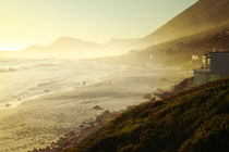 Misty Cliffs, Cape Peninsula, South Africa von Eva Stadler