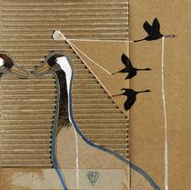 cranes von Amylin Loglisci