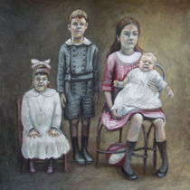 Blended family (Famille recomposée) by Anastassia Elias
