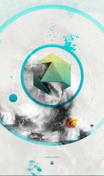 Icosahedral Ocean von Oscar Matamora