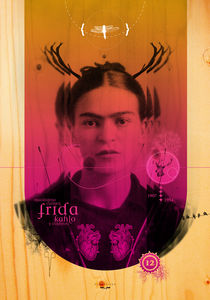Frida by Oscar Matamora