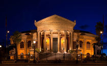 Teatro Massimo by Andrey Lavrov