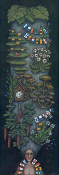 Punctual chignon (Chignon ponctuel) von Anastassia Elias