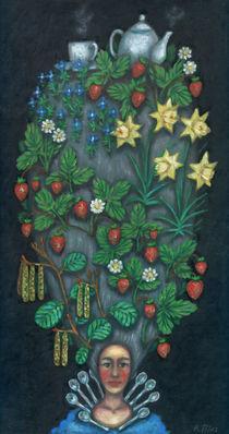Chignon-aux-fraises