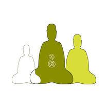Buddha family von Ipso Imago