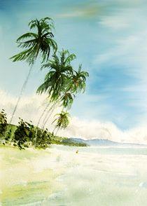 Hawaii von Maria-Anna  Ziehr