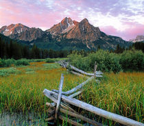 McGown Peak von Leland Howard