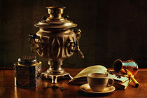 Tea and coffee by Stanislav Aristov