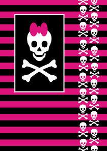 Skull Princess von Roseanne Jones