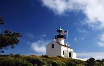 California Old Point Loma Lighthouse von Lennox Foster