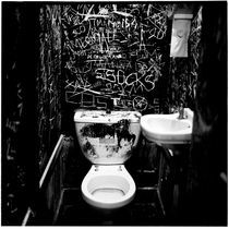 Devils Toilet by Andrew Kaufman