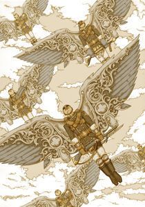 Peregrine-squadron-on-maneuvers