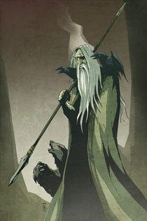 Odin by Jan Bintakies