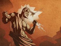 Zeus by Jan Bintakies